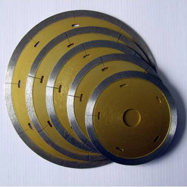 Professional tile saw blade